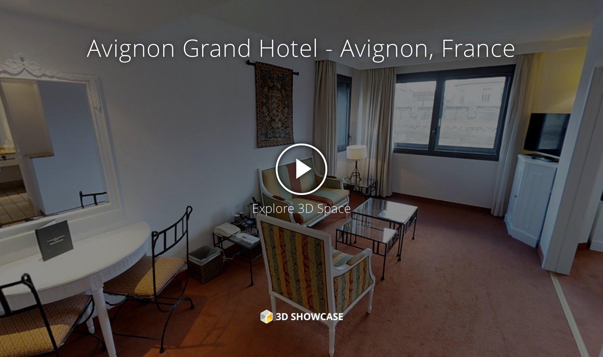 3d virtual tours europe archives barnes creative studios for Boutique hotel avignon