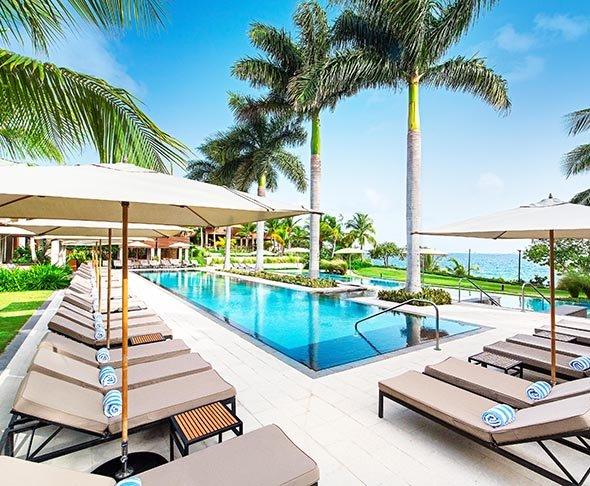 W Resort Spa Vieques Barnes Creative Studios