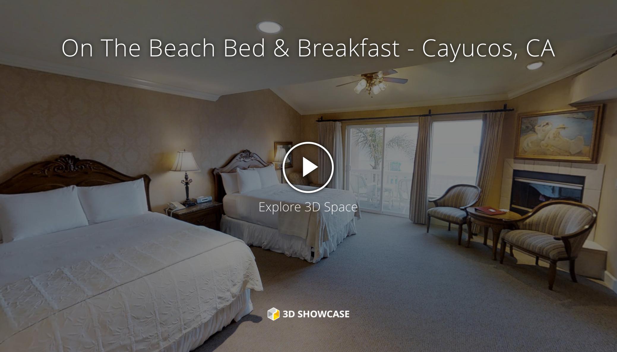 Bed Breakfast Cayucos Ca