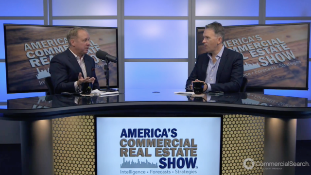 Commercial Real Estate Show with Barnes Creative Studios