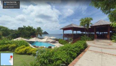 Cap Maison Resort & Spa – St. Lucia 3D Model