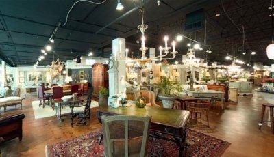 Foxglove Antiques & Interiors 3D Model