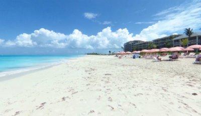 Ocean Club Resorts – Turks & Caicos 3D Model