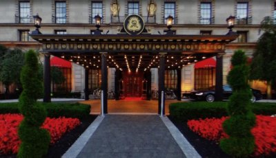 St. Regis Washington DC 3D Model