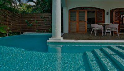 Cap Maison – 1 BR Oceanview Villa Suite with Pool 3D Model