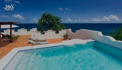 Cap Maison – 1 BR Oceanview Villa Suite with Pool & Roof Terrace 3D Model