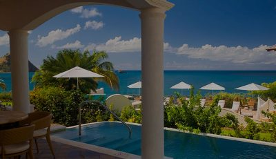 Cap Maison – 2 BR Oceanview Villa Suite with Pool 3D Model