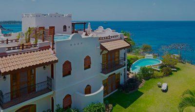 Cap Maison – 3 BR Oceanview Villa Suite with Pool 3D Model