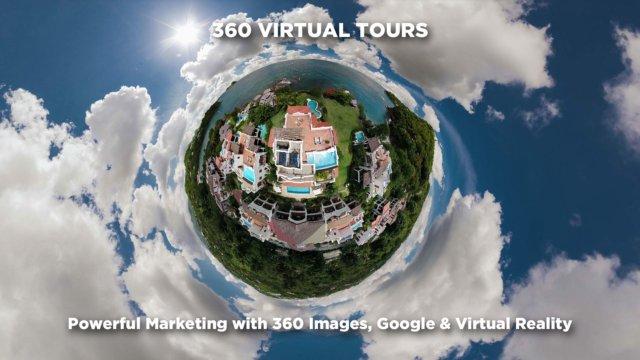 Virtual Tours: Powerful Marketing 360 Images, Google & Virtual Reality