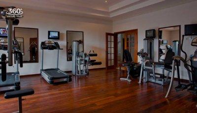 Cap Maison – Fitness Center 3D Model