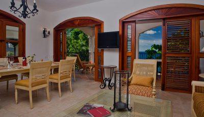 Cap Maison – Oceanview Villa Suite with Jacuzzi 3D Model