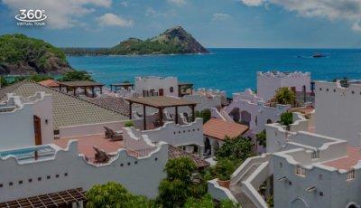 Cap Maison Resort & Spa 3D Model