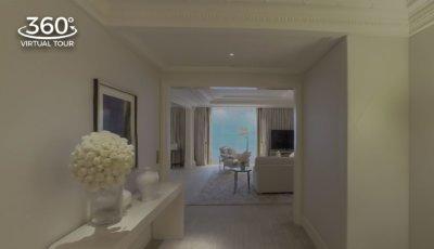 Four Seasons Paris – Presidential Suite 115 3D Model