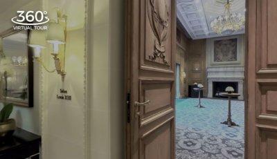 Four Seasons Paris – Salon Louis XIII 3D Model
