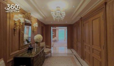 Four Seasons Paris – Presidential Suite 201 3D Model