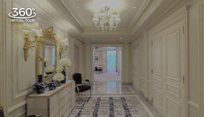 Four Seasons Paris – Presidential Suite 301 3D Model