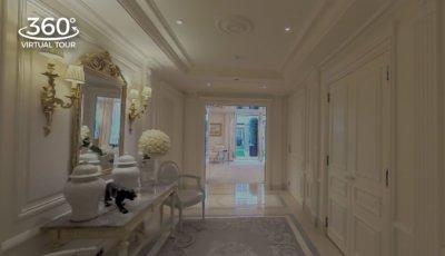 Four Seasons Paris – Royal Suite 101 3D Model