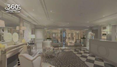 Four Seasons Paris – Le Spa 3D Model