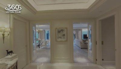 Four Seasons Paris – Royal Suite 124 3D Model
