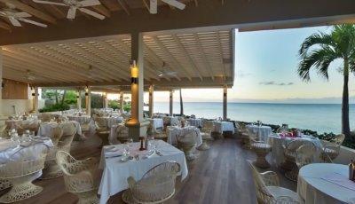 Cove Restaurant 3D Model