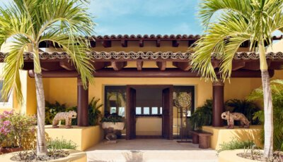 4 BR Ocean-view Villa (Otono) 3D Model
