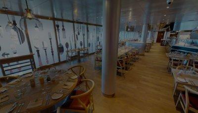 Culinary Arts Center 3D Model