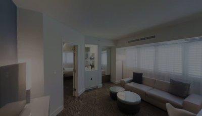 W Los Angeles – Fabulous Suite 3D Model