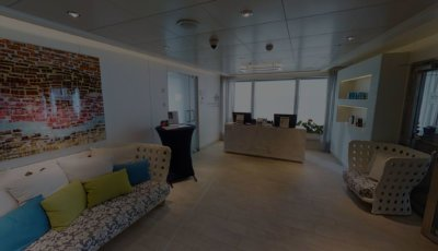 Greenhouse Spa and Salon 3D Model