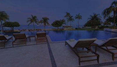 Sea Breeze Pool 3D Model