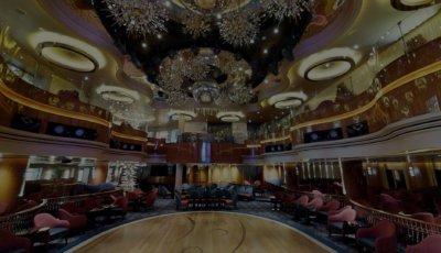 Queen's Lounge 3D Model