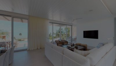 Beach Enclave – Long Bay Villa 1 3D Model