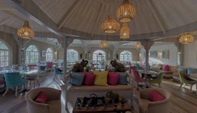 Bartley's Restaurant 3D Model
