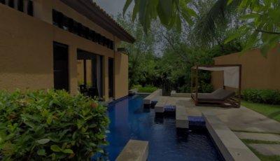 Bliss Pool Villa 3D Model