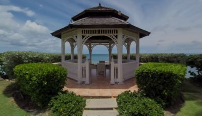Wedding Gazebo 3D Model