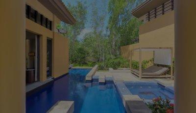Serenity Pool Villa 3D Model