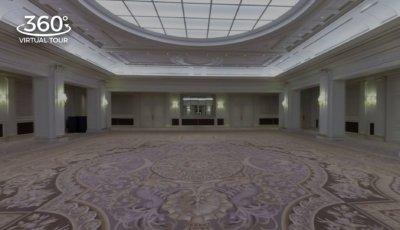 Four Seasons Paris – Salon Vendôme 3D Model
