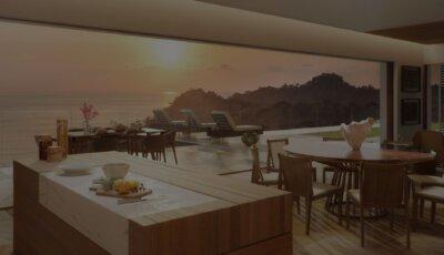 Prieta Bay 3 and 4 Bedroom Villa 3D Model