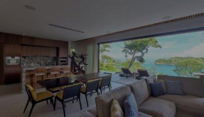 Four Seasons Costa Rica – Prieta Bay 3 Bedroom Villa 3D Model
