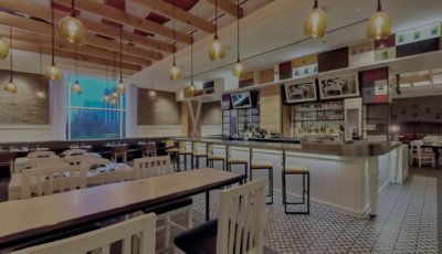 The Ritz Carlton, Tysons Corner – Bistro 3D Model