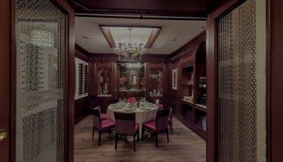 The Ritz Carlton, Tysons Corner – The Brix Room 3D Model