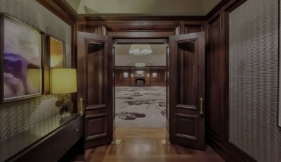 The Ritz Carlton, Tysons Corner – The Old Dominion Room 3D Model