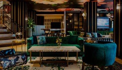 W Atlanta – Midtown – Living Room Level – Studios 1-5 3D Model