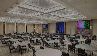 W Atlanta – Midtown – Lower Level – Great Room 3D Model