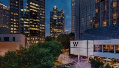 W Atlanta – Midtown – Meetings Overview 3D Model