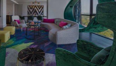 W Atlanta – Midtown – E Wow Suite 3D Model