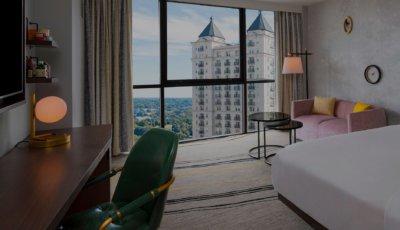 W Atlanta – Midtown – Fabulous King 3D Model