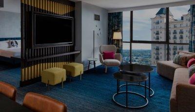 W Atlanta – Midtown – Marvelous Suite 3D Model