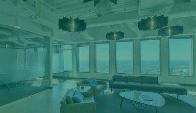 600 Peachtree – 38th Floor 3D Model