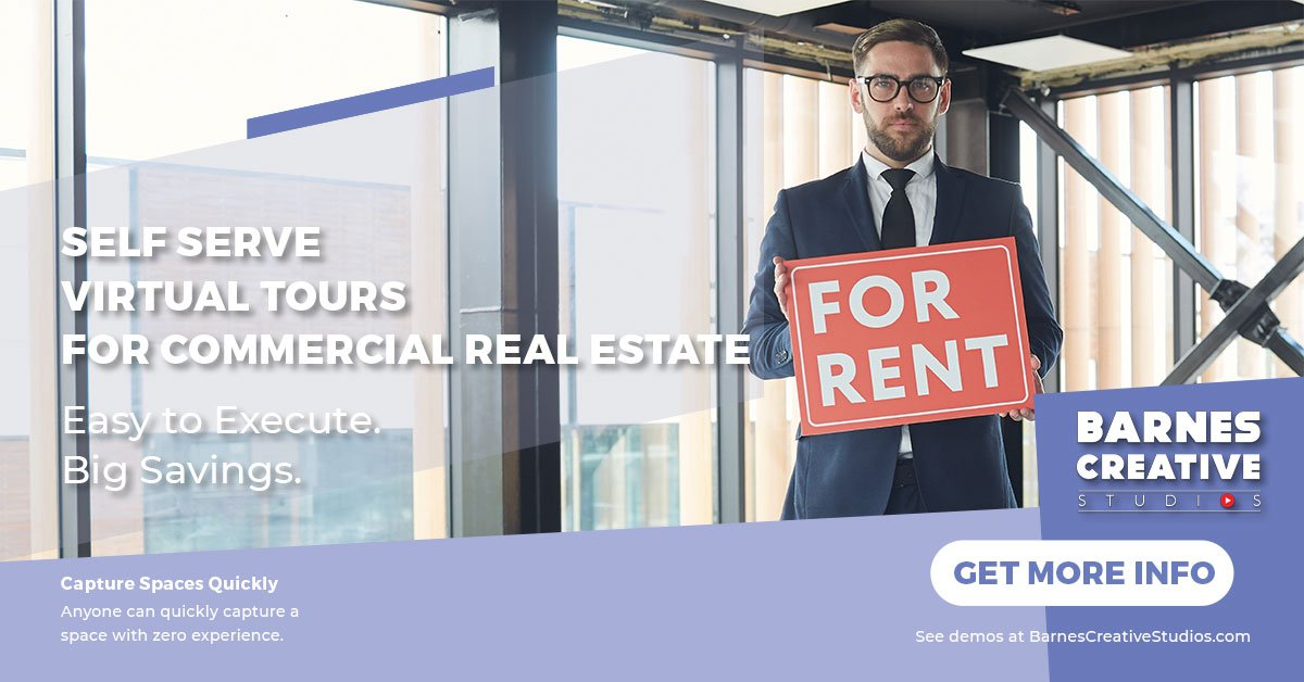 Self Serve Virtual Tours for Commercial Real Estate